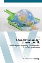 Kooperation in der Umweltpolitik