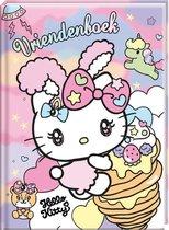Hello Kitty vriendenboek vriendenboekje