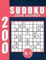 Sudoku Sehr Schwer Band 1