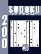 Sudoku Erwachsene Leicht Bis Schwer Band 7