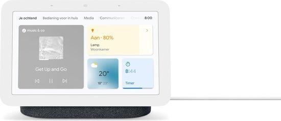 Google Nest Hub (2e generatie) - Charcoal