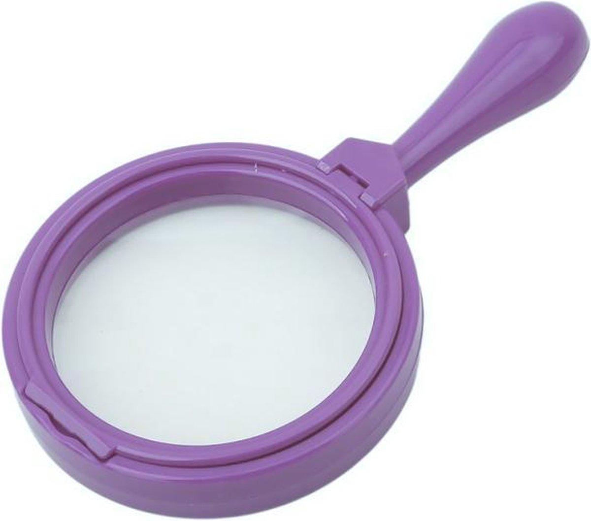 Blijderij - vergrootglas voor kinderen - loep - vergrootglas speelgoed - insecten speelgoed - educatief - buitenspeelgoed