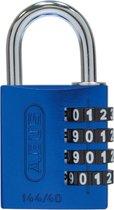 ABUS Cijferslot 144 Blauw