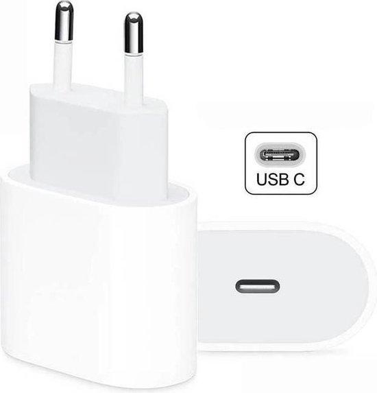 Apple 20W USB-C Snellader - Wit - Apple
