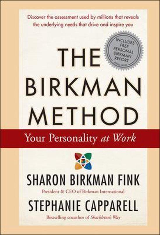 The Birkman Method