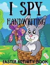 I Spy & Handwriting Easter Activity Book