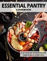 Essential Pantry Cookbook
