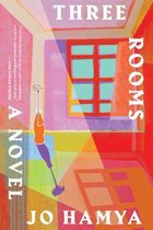 Boek cover Three Rooms van Jo Hamya (Hardcover)
