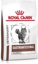 Royal Canin Gastro Intestinal Hairball - Kattenvoer ter ondersteuning bij haarballen 4 kg  3.5 kg