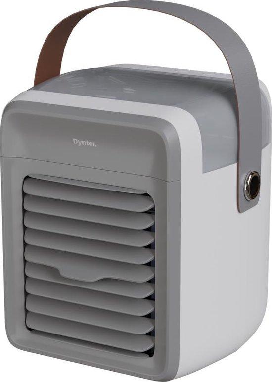 Dynter. SM211 Pro Mini Airco Aircooler Grijs - Draadloze luchtkoeler AC Airconditioning