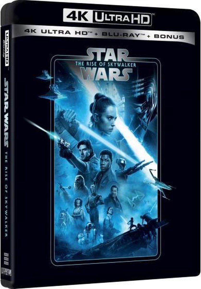 Star Wars: The Rise of Skywalker (4K Ultra HD Blu-ray) (Import zonder NL)-