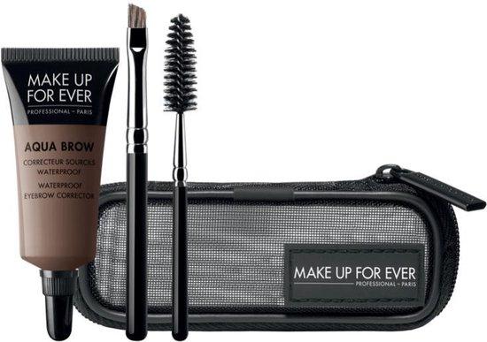 Make Up For Ever Waterproof eyebrow corrector kit 10