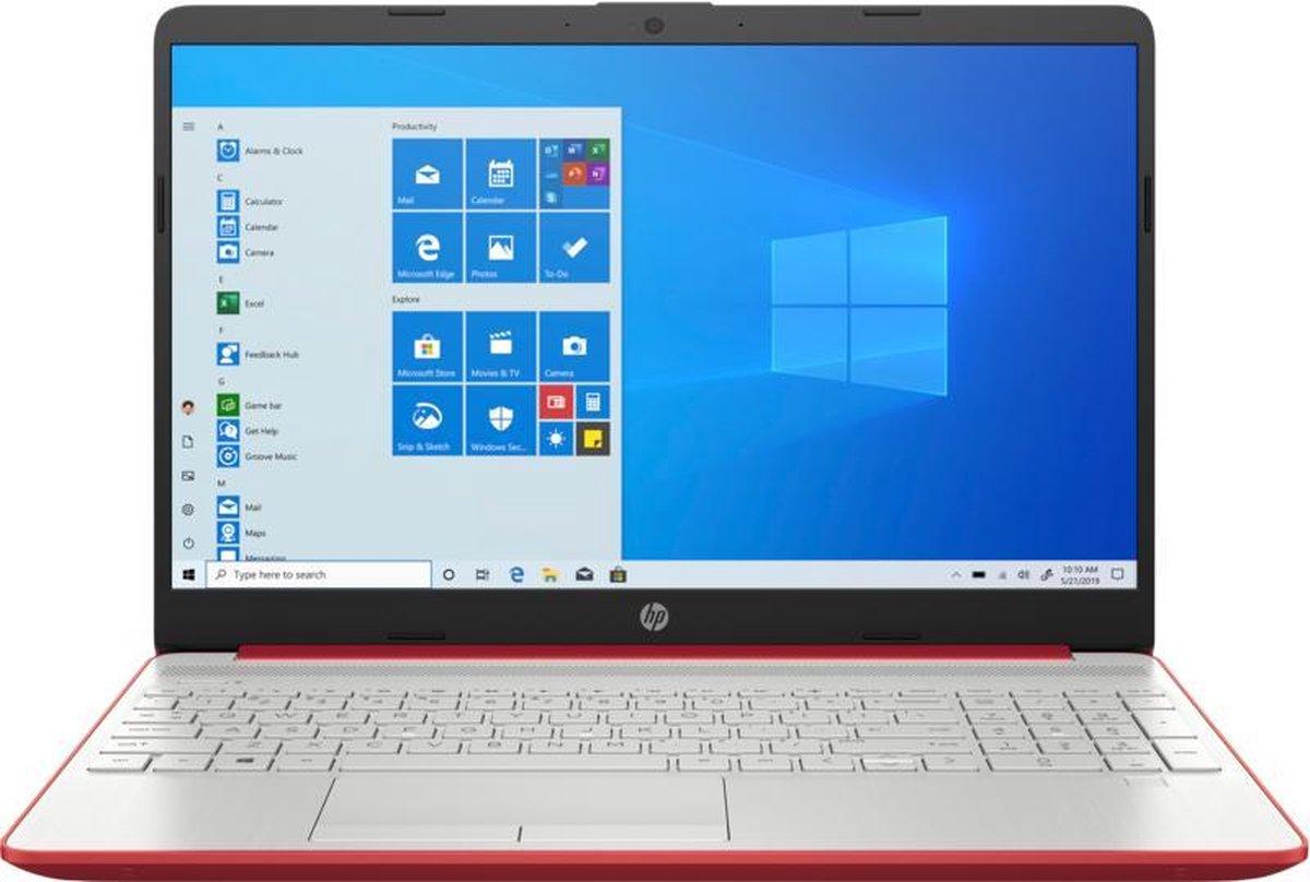 HP 15-dw1083wm 15.6 inch HD (1366x768) / Intel Pentium Gold 6405U / 4GB 128GB M.2 SSD / Windows 10 Home S