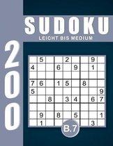 Sudoku Erwachsene Leicht Bis Medium Band 7