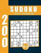 Sudoku Erwachsene Leicht Bis Medium Band 3