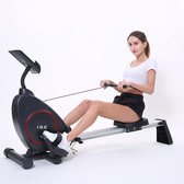 ISE SY-15002 Stille opvouwbare indoorroei-machine 8 Weerstand cardio fitness training