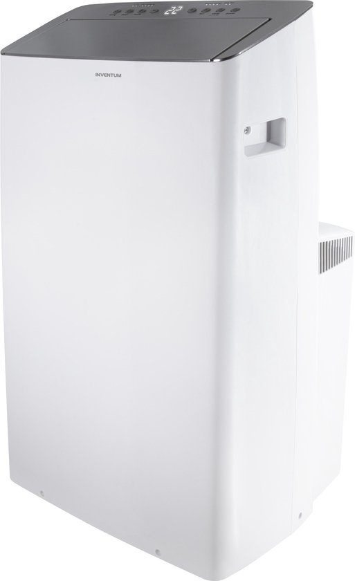 Inventum AC127WSET - Mobiele airco - Dual Hose - Wit