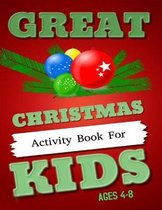 Great Christmas Activity Book For Kids