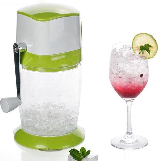 Ice Crusher - IJscrusher - Slush Puppy - Slush Puppy Machine - Slush Maker - Crushed Ice - Goed voor 1,5 liter