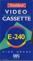 Videocassette E-240