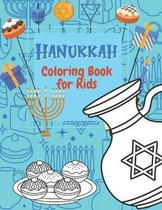 Hanukkah Coloring Books for Kids
