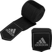 adidas Boxing Crepe - Bandage - 455 cm - Zwart