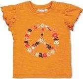 Feetje T-Shirt Whoopsie Daisy Okergeel MT. 80