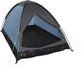 Orange85 Tent - met Glow in the Dark Scheerlijnen - Blauw - 1,5 pesoons - 2...