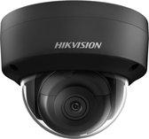 Hikvision DS-2CD2145FWD-I 4MP, 4mm Dome camera zwart