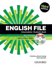 English File - Int (third edition) student book+itutor dvdro