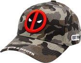 Deadpool - Merc With A Mouth Cap