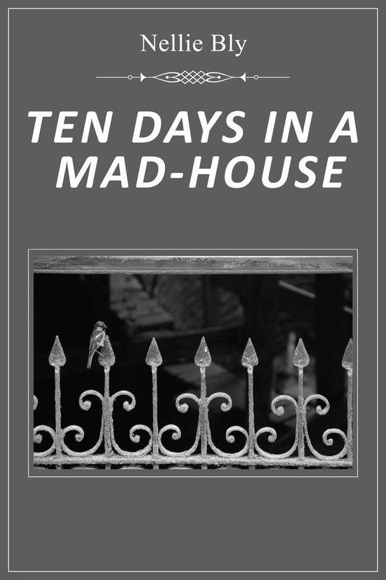 Omslag van Ten Days in a Mad House