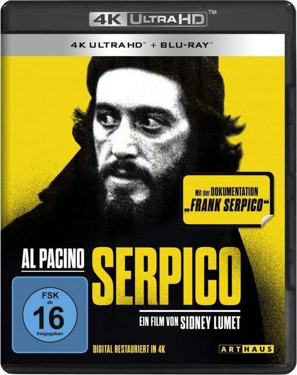 Serpico (Ultra HD Blu-ray & Blu-ray)-