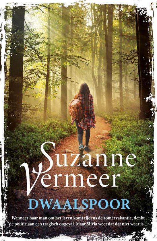 Boek cover Dwaalspoor van Suzanne Vermeer (Paperback)
