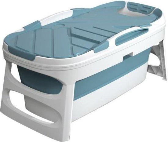 HelloBath® Opvouwbaar Kinderbad - Zitbad - Babybad - Peuterbad - Bath Bucket - 125cm - Model Olivia