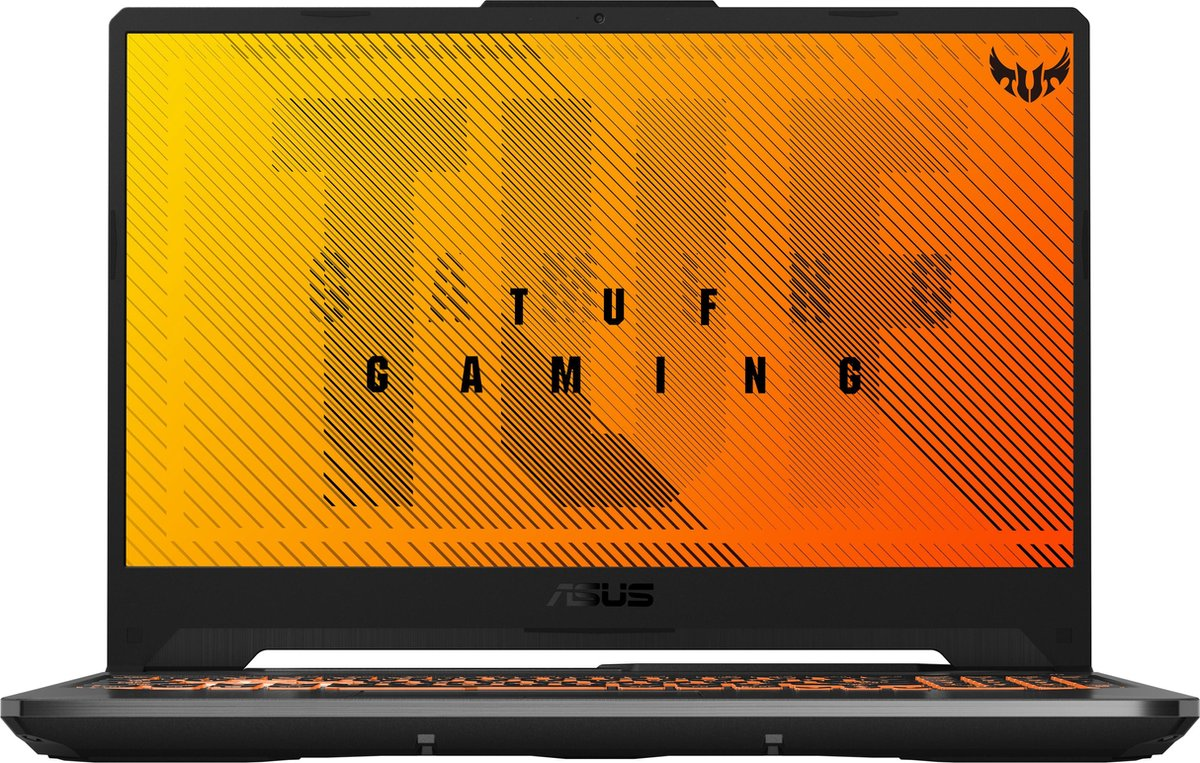 ASUS TUF Gaming F15 FX506LH-HN004T-BE - Gaming Laptop - 15.6 inch - 144 Hz - AZERTY