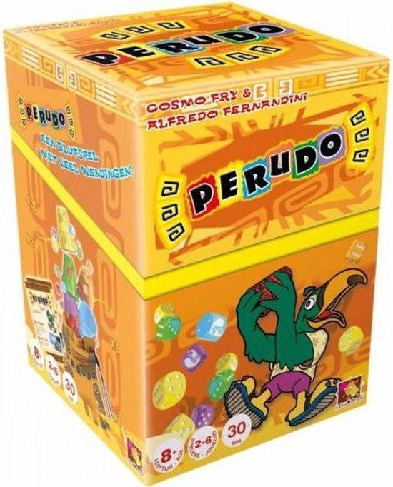 Afbeelding van het spel Perudo - Dobbelspel