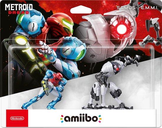 Nintendo amiibo Ingame speelfiguur - Metroid