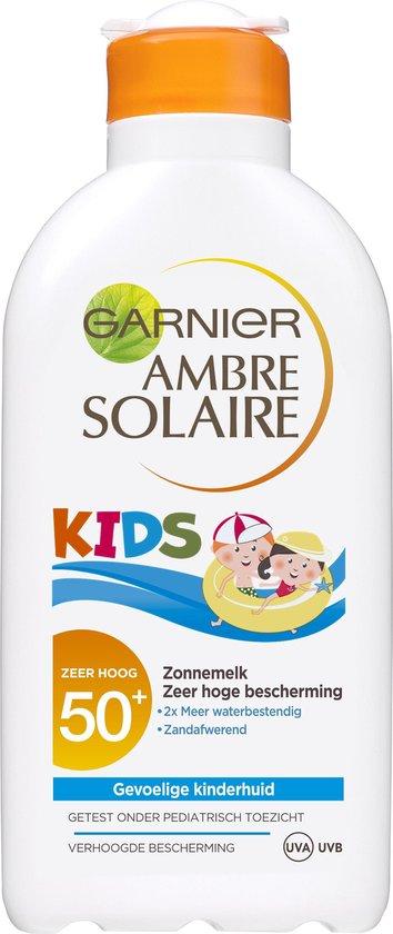 Garnier Ambre Solaire Kids Zonnebrandcrème
