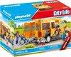 PLAYMOBIL City Life Schoolbus - 9419