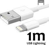Apple USB kabel naar lightning - 1 meter - Wit
