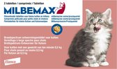 Elanco Milbemax Kitten & Kat - Anti wormenmiddel - 2 tab 0.5 Tot 2 Kg