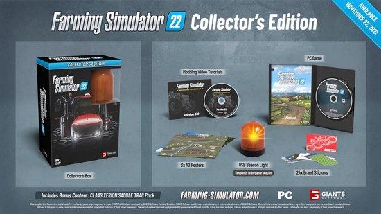 Farming Simulator 22 – Collector's Edition – PC
