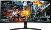 LG 34GL750 Ultragear - Curved QHD IPS Gaming Monitor - 144hz - 34 inch