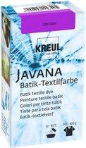 Javana Violet Batik Textile Dye - 70ml tie dye verf