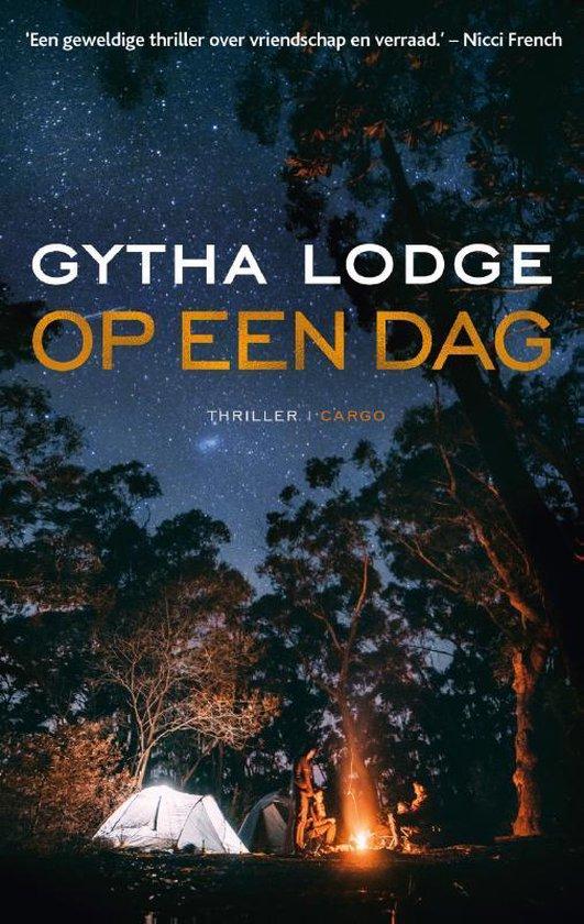 Boek cover Op een dag van Gytha Lodge