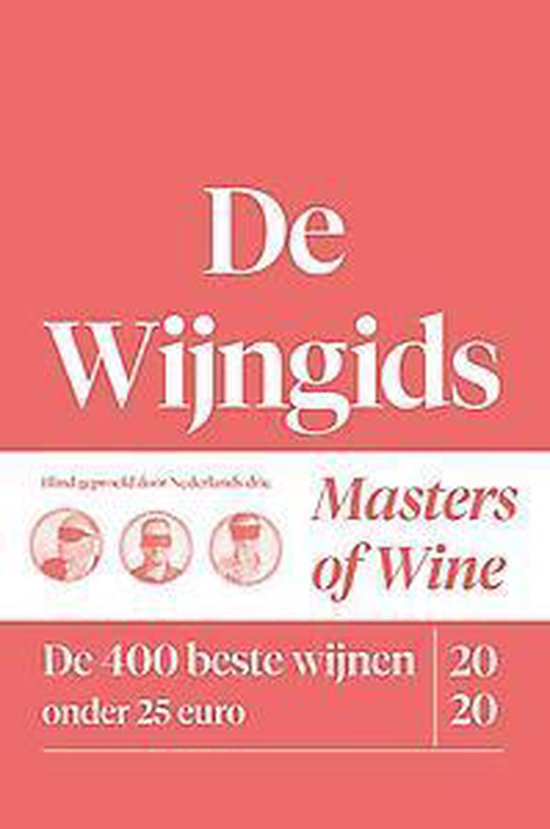 Boek cover De Wijngids van Cees van Casteren (Hardcover)