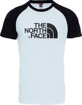 The North Face S/S Raglan Easy Tee Shirt Heren