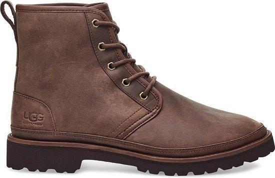 UGG Harkland Wp Heren Boots - Grizzly - Maat 45