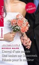 L'envol d'une mariée - Une ombre sur Stonecreek - Réunis pour le meilleur